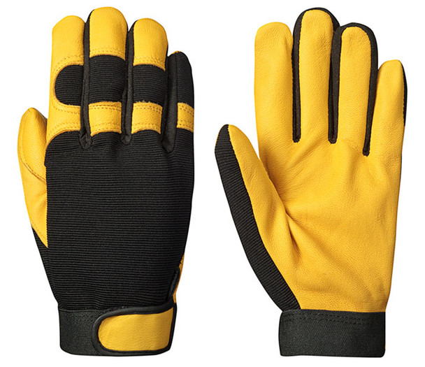 890 Mechanic's Style Ergonomic Glove | Safetywear.ca
