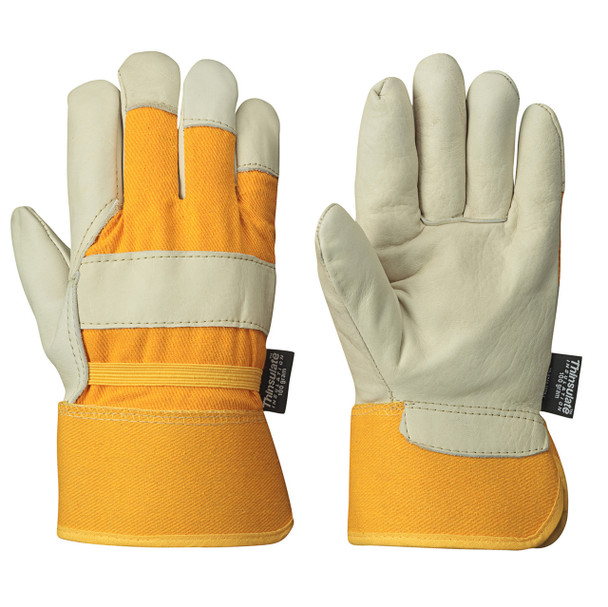 632A Insulated Fitter's Cowgrain Glove