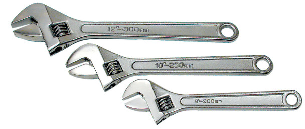 "IAW-8 8"" Adjustable Wrench"