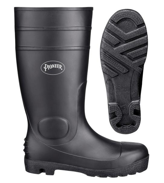 1011 PVC Plain Toe Boot | Safetywear.ca