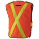 145 Hi-Viz All-Purpose Vest, Back | Safetywear.ca