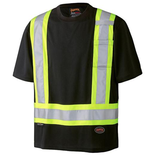 Staff Pick: PIONEER 6992 Birdseye Safety T-Shirt
