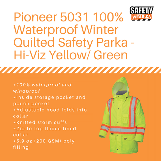 Protect What's Important to You with Safetywear.ca