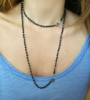 Long Beaded Necklace that can be worn in many ways|Stylish Necklace|Designer Necklace