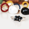 Athenart χρωματιστα δαχτυλιδια με ζιρκόν