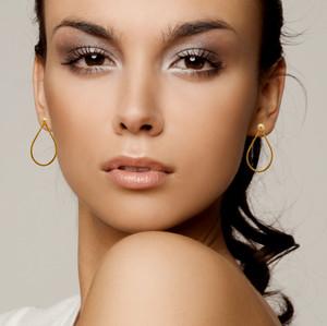 Greek Jewelry designer, athenart, pearl drops, earrings with pearls