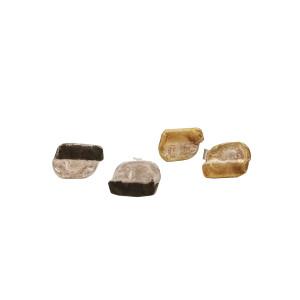 Silver Stud Earrings | Modern Stud Earrings | Contemporary Earrings