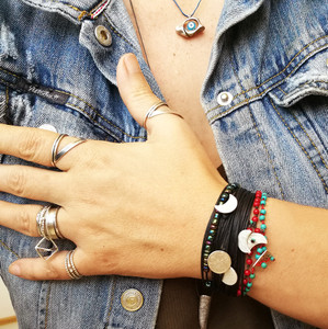 Sunmoon bracelets
