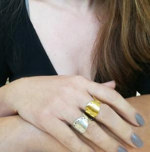 Boho style rings