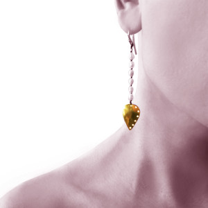 Κοσμήματα Ελλήνων, σκουλαρίκια με μαργαριτάρια, pearl earrings, wedding earrings