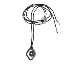 Designer eye pendant