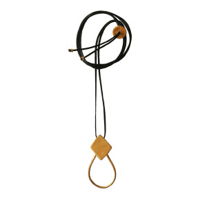 Modern Drop Pendant with adjustable Cord