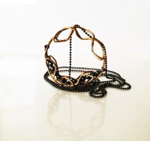 Modern handmade  Pendant