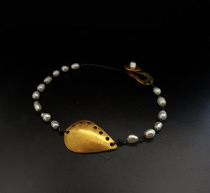 Pearl Bracelet -Fly Collection -Silver 925