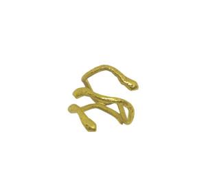 Ophis  Triple (Snake) Ring made of silver 925 Greek Jewellery  Greek Designers