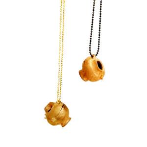The Ancient Greek Broken Kanata (Pot) Concept art Jewelry Each one is unique