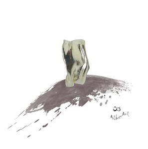 white gold athenais ring