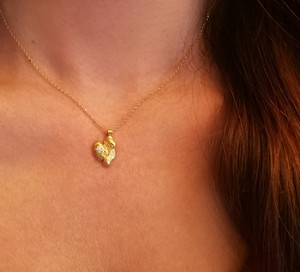 Silver heart with  zircons, valentines gift, καρδιά μενταγιόν, δώρο αγιου Βαλεντίνου
