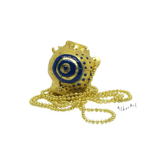 Collectible Kanata -wearable art Jewelry inspired by Ancient Greek Pottery