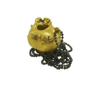 Collectible Greek Kanata ( Pot) Pendant, there is only one available.Ear of Barley