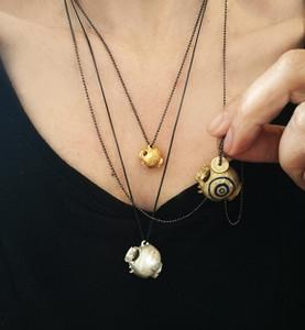 Greek Jewelry designers,έλληνες σχεδιαστές, concept jewelry, κανάτα μενταγιόν, Αθηνά Παπά