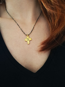 Greek jewelry designers,ελληνικό κόσμημα, σταυρός ασημένιος