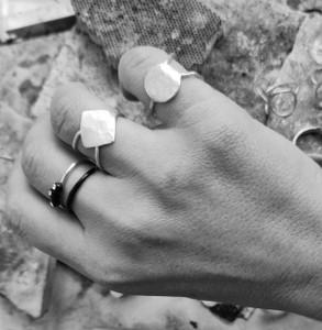 Ring geometric