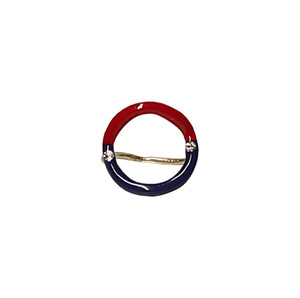 Two Tone Zoe ring, available in many colors and combinations, make yours