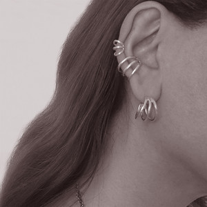 greek designer fashion earrings
