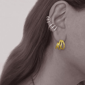 Ear cuff Greek Designers
