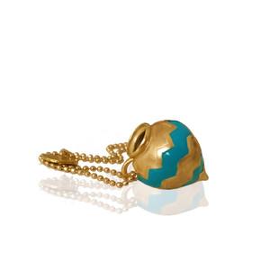 Amphora,  Greek  art pendant inspired by Ancient Greek Pottery