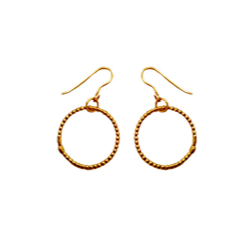 Circle earrings|Hoop earrings|Modern earrings|Dangle Earrings