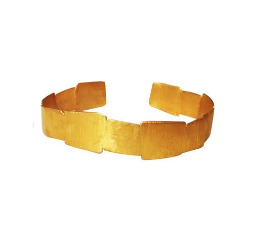 Minimal Cuff Bracelet Greek Jewelry  Sterling silver Bracelet