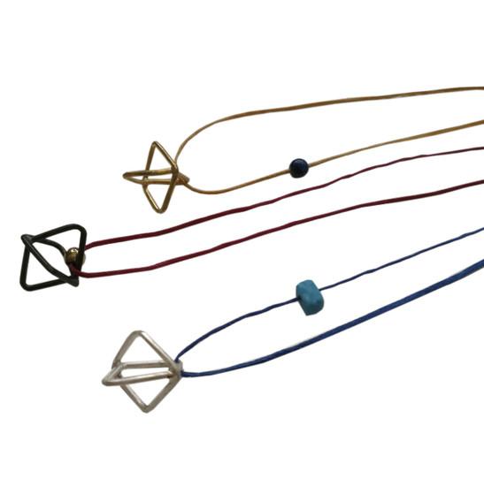 Geometric jewelry, minimal