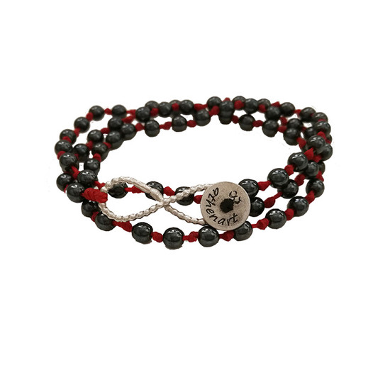 Beaded Bracelet that can be worn as a necklace too Designer Necklace