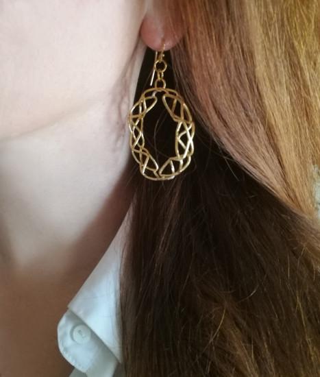 Ελληνες σχεδιαστές κοσμήματος, κοσμημα ελληνικό, σκουλαρίκια σχεδιαστή