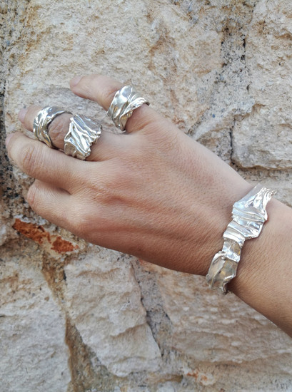 Greek Jewelry , Hellenic jewelry, greek designers , Αθηνά Παπά κόσμημα