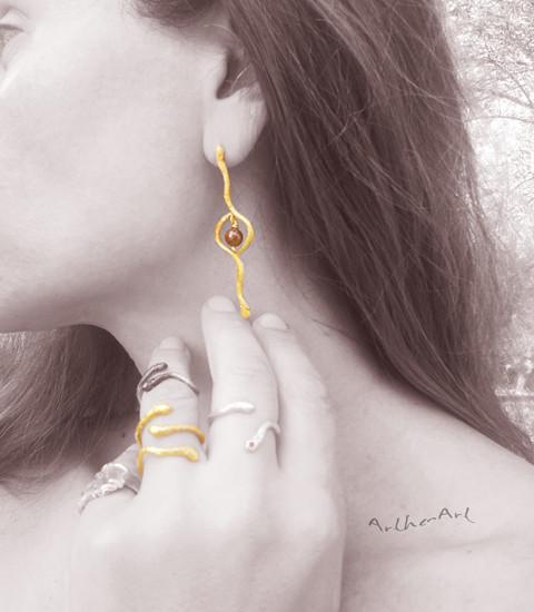Designer Jewellery , luxury unique jewelry