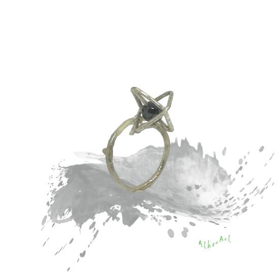 Designer Jewelry, contemporary rings