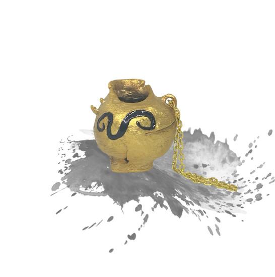 Κριός , συλλεκτικό κανατάκι, Arius collectible pendant