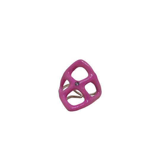 Pink, jewelry designer