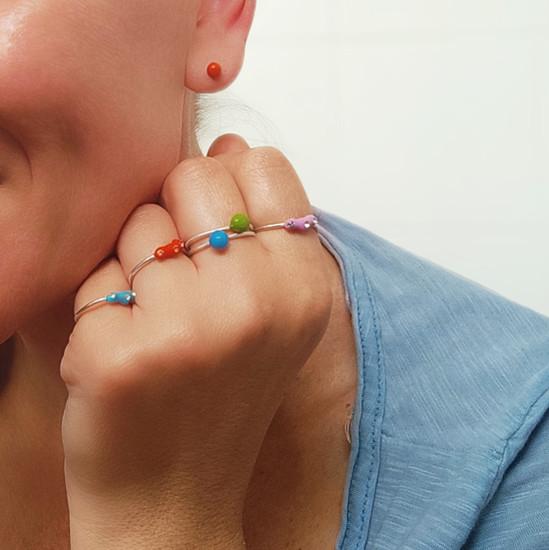 Enamel jewelry wholesale