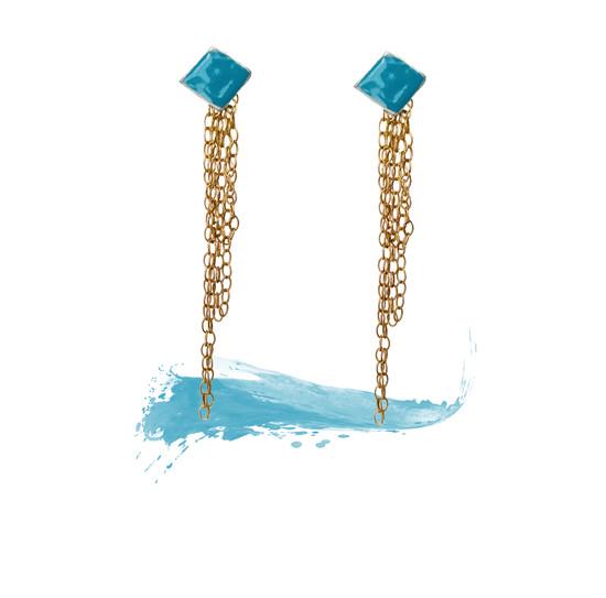 Greek jewelry designers, turquoise , enamel jewelry wholesale,  με σμάλτο