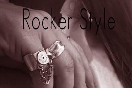 Rocker style Ring