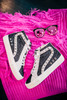 Dormy Washed Glitter High Top 2A Sneakers