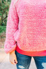Happy Trails Rose Sweater