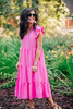 Zoned In Pink Dress