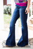 Ashley High Rise Flare Jeans