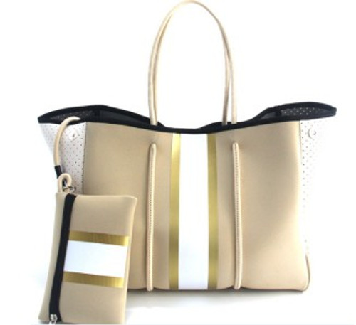 Essential Carry All Gold Tote