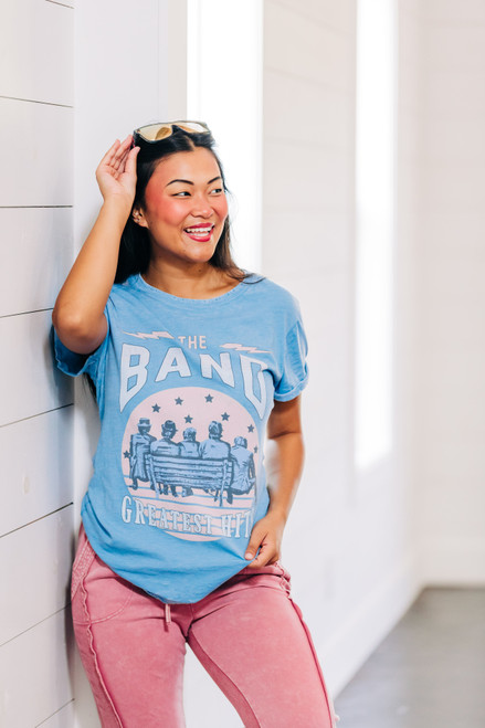 The Band Greatest Hits Tee